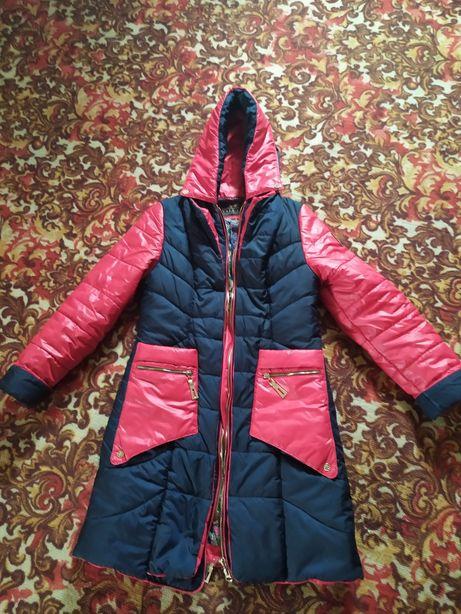 Куртка -  пальто