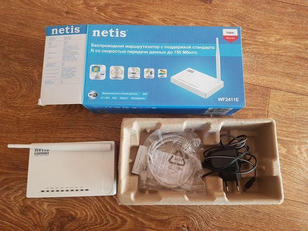 Wifi роутер Netis новый