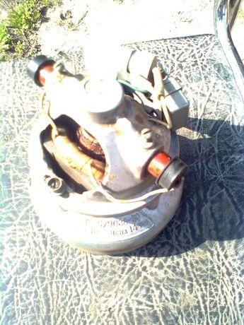 Электродвигатель от пылесоса