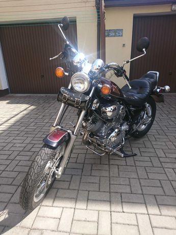 Motocykl Yamaha Virago XV 750
