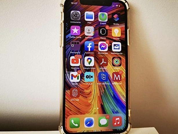 Iphone xs 64 GB zloty