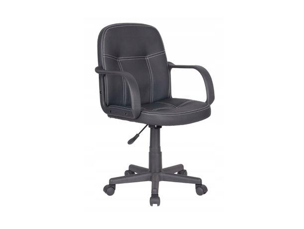 Fotel obrotowy biurowy krzesło QZY-1431 czarny