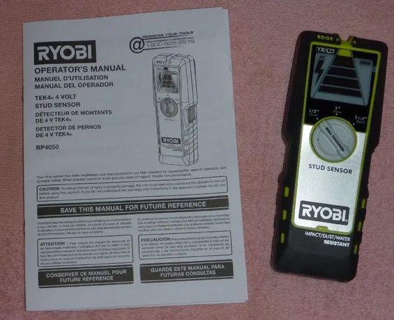Детектор проводки Ryobi RP4050