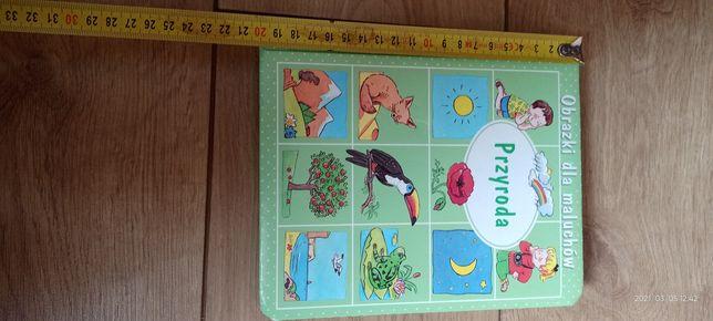 Książeczka dla dzieci Przyroda