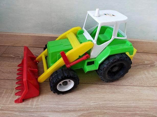 Tрактор для песка Большoй