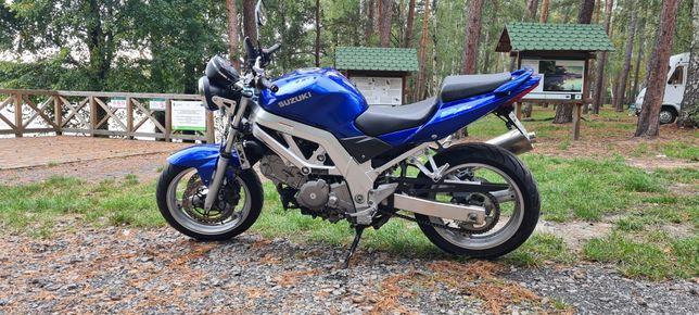 Suzuki sv 650 a2