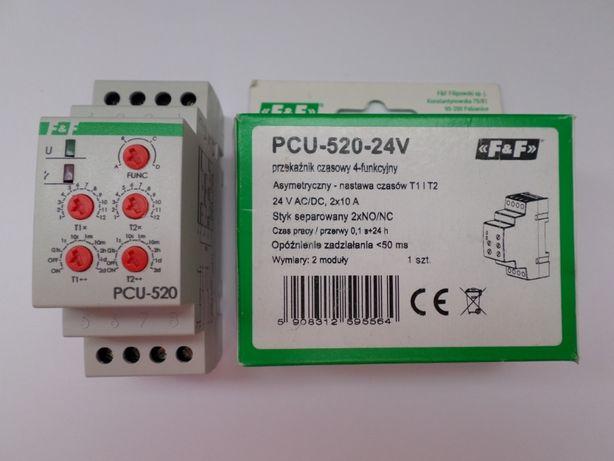Przekaźnik czasowy PCU-520-24V Nowe