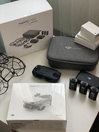 Nowy dron DJI Mavic Mini Fly More Combo + DJI Care