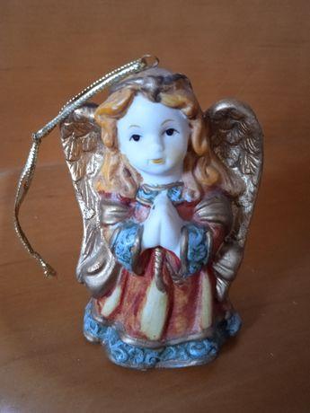 Aniołek dzwoneczek figurka kolekcjonerska