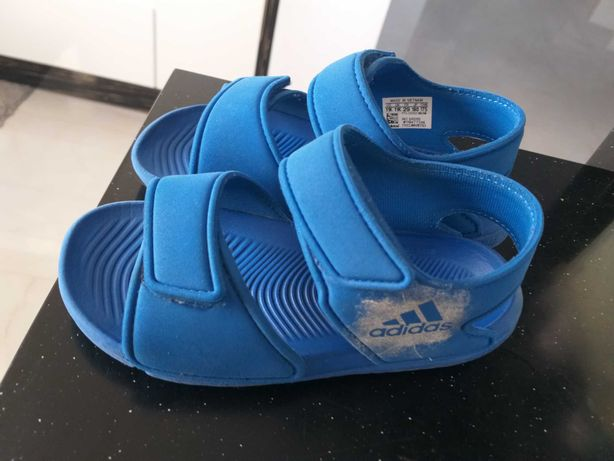 Adidas sandałki piankowe 29