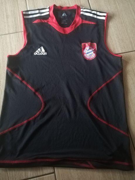 Bezrękawnik treningowy Adidas Bayern Munchen roz.M