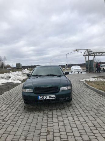 Audi a4 1.9 дизель