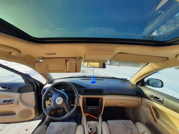 VW Passat VR5 4motion 4x4 quattro +LPG Okazja!!!