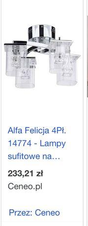 Lampa sufitowa Felicja