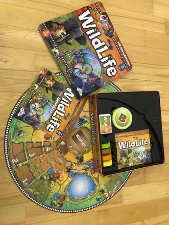 Gra edukacyjna Wild Life Nowa!