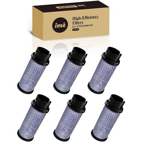 Набор фильтров для беспроводного пылесоса INSE N5 S6 S6P S600  6 шт.