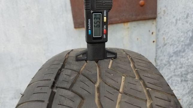 ОДНА летняя шина Bridgeston dueler h/7. 225/70/16 одиночка 6.5 мм