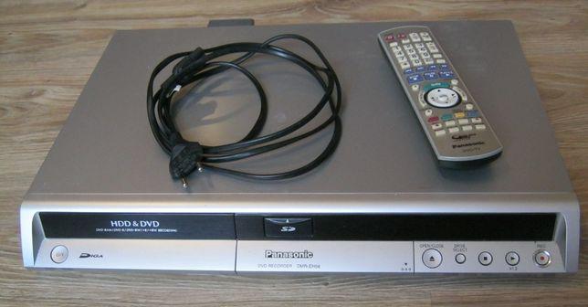 Nagrywarka DVD HDD Panasonic DMR-EH56.