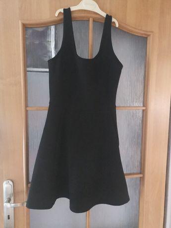 Czarna sukienka Andrzejki