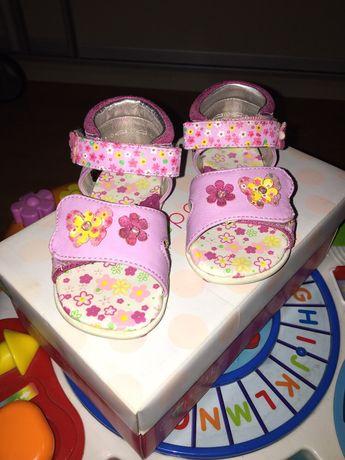 Sandałki rozmiar 20