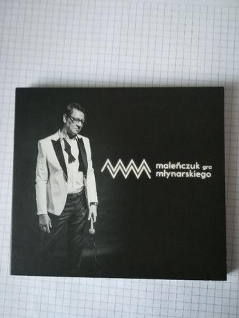 Maleńczuk gra Młynarskiego płyta CD