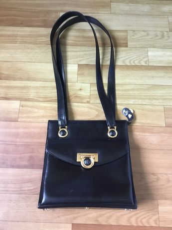 Фирменная винтажная сумка Gianni Versace