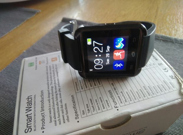 Smart Watch BT International