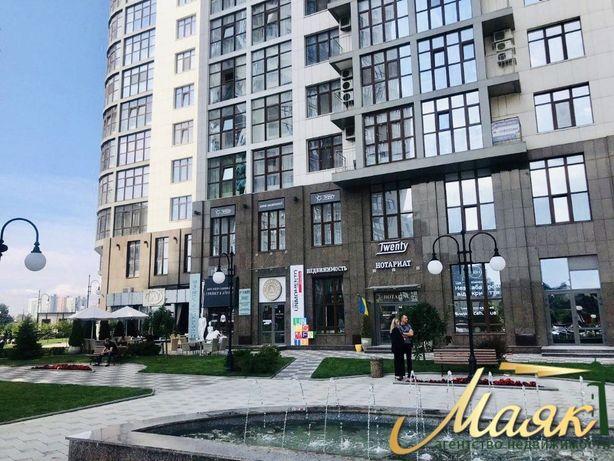 Аренда фасадного помещения(магазин-бутик) в ЖК Новопечерские Липки