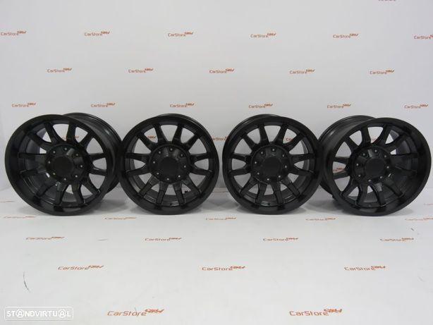 Jantes Alumínio Nissan Navara + Mercedes Class X  18 x 9 et0 6x114.3 66.1