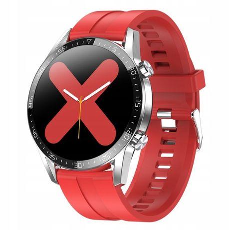 Smartwatch/smarband EKG O2 telefon ciśnieniomierz