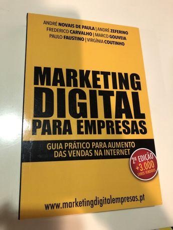 Livro Marketing Digital
