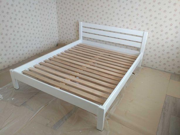 Кровать 2спальная деревянная, 160х200 см