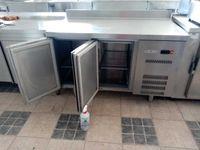 Bancada Refrigerada em Inox ACM101 - Usado