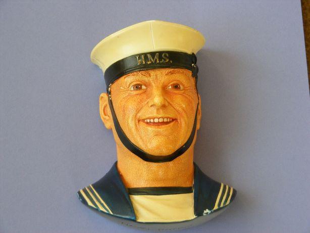 marynarz -rzeżba, popiersie