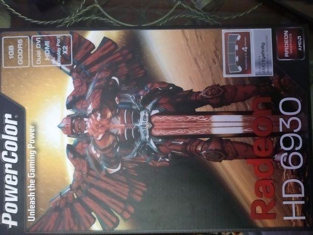Видеокарта Radeon HD 6930