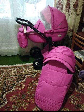 Продам коляску ADAMEX 2в1 в отличном состоянии