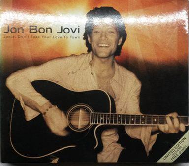 Bon Jovi - 5 CD's