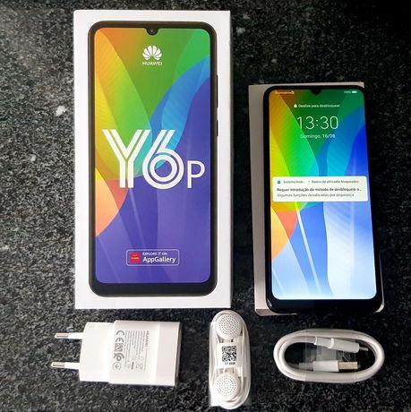 Huawei Y6p  3GB 64GB Midnigt Black Dual sim NOVO