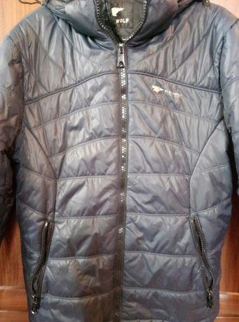 Продам підліткову демі куртку на зріст 164-170см