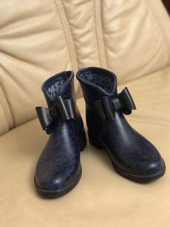 Резиновые ботиночки