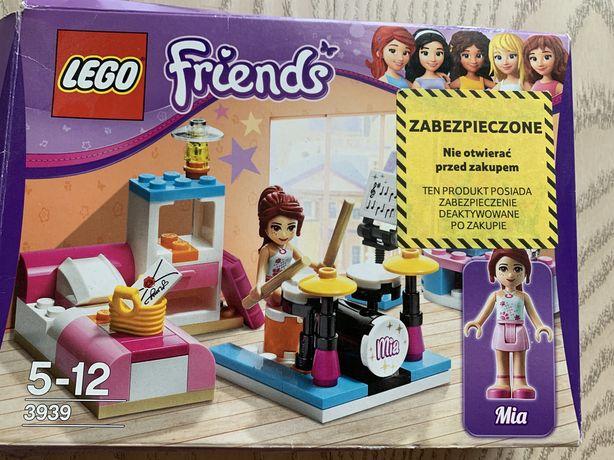 Lego friends 3939 Pokój muzyczny Mii