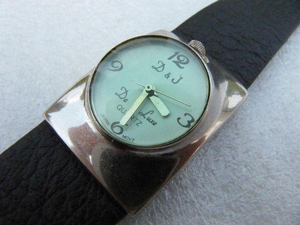Часы D&J в коллекцию, новые, кварцевые, механизм TMI Япония