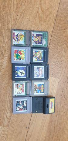 Jogos originais Nintendo Gameboy