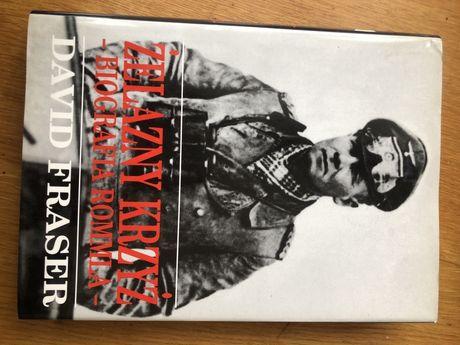 David Fraser - żelazny krzyż - biografia Rommla