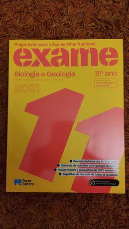 Preparação para o exame final nacional  BIOLOGIA E GEOLOGIA 11º ANO