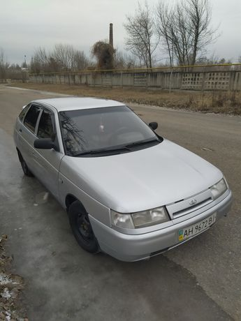 ВАЗ 2112 газ/бензин