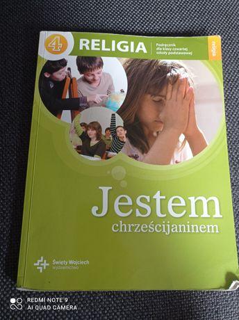 Książka do religii klasa 4