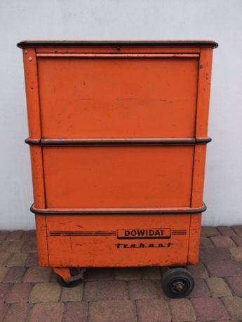 Stara szafka serwisowa-narzędziowa TRABANT