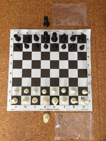 Jogo de xadrez oficial Federação Portuguesa de Xadrez