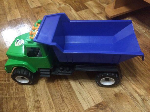 Машинка грузовик большой Orion Toy